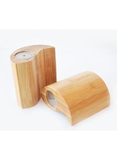 Ginger Tuzluk Biberlik Set-Bambum